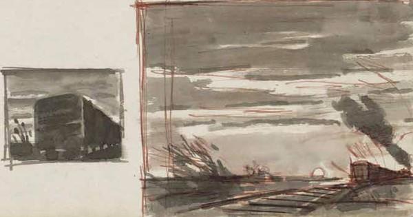 Rare sketches and photos of the making of Satyajit Ray's 'Pather Panchali'