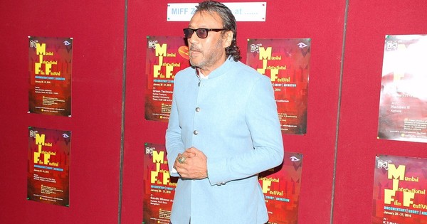Jackie Shroff's latest role: Documentary film ambassador