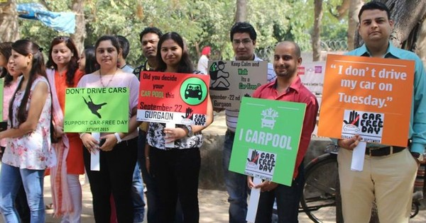 How Delhi's odd-even policy has made carpooling into an idea whose time has come