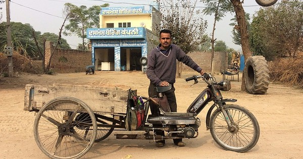 Travel in Punjab and you are bound to run into jugaad