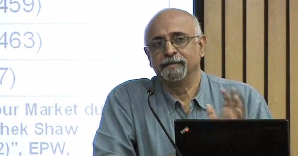 EPW editor Ram Reddy to step down from the prestigious journal after a decade in the chair