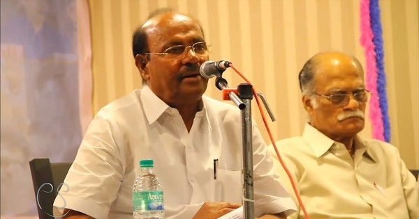 Tamil Nadu: Ramadoss invites parties to ally with Pattali Makkal Katchi ahead of next election