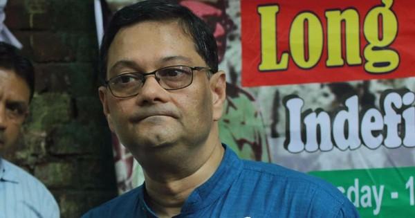 Netaji's grandnephew Chandra Kumar Bose joins BJP