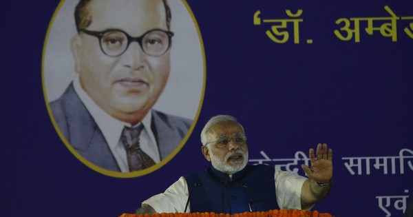 If Modi really wants to make Ambedkar the BJP's mascot, here's what he must tell the RSS
