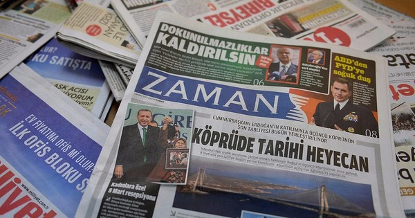 How creative despotism slowly and systematically crushed the press in Turkey