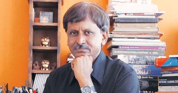 Renowned cartoonist Sudhir Tailang dies