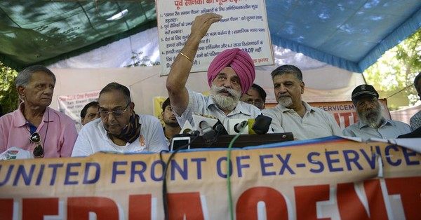 OROP: Government appoints one-man judicial commission