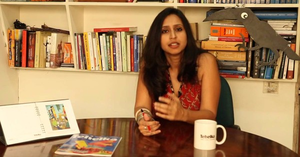 Catch News editor Shoma Chaudhury says she has been asked to quit