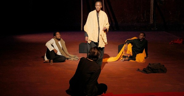 What exactly did Peter Brook have in mind when he decided to do 'Battlefield'?