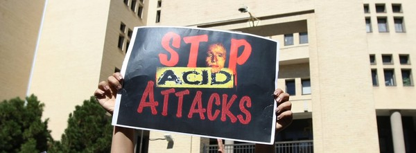 Russian woman attacked with acid in Varanasi