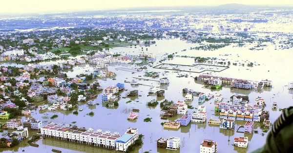 Jayalalithaa says Centre has declared Tamil Nadu floods 'calamity of severe nature'