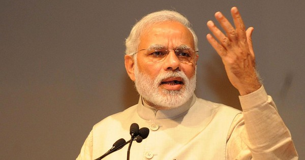 India can progress only on strong shoulders of states, says Narendra Modi