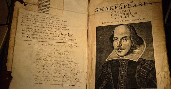 How a centuries-old poem hints at Shakespeare's herbal 'muse'