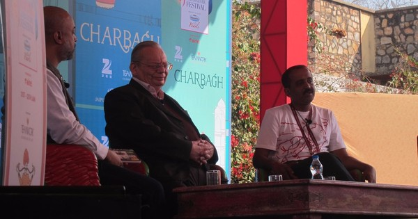 Three things that we'll remember the first day of the Jaipur Litfest 2016 for