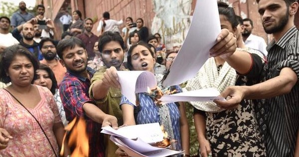 No one knows why some JNU students got harsher punishments than others – for the same charges