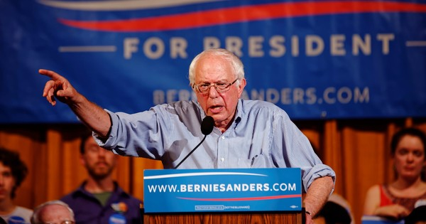 United States: Senator Bernie Sanders announces run for presidency in 2020