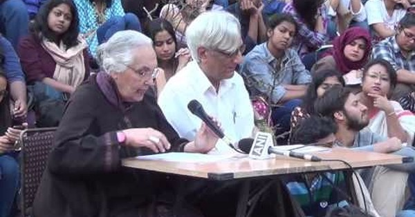 'Nationalism draws on reliable history and not on just anyone's fantasy about the past': Watch Romila Thapar's lecture