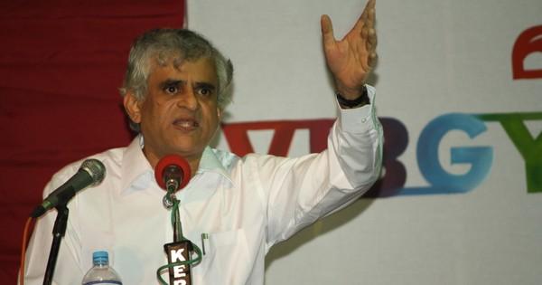 This heartfelt speech by P Sainath explains just how tragic Rohith Vemula's suicide was