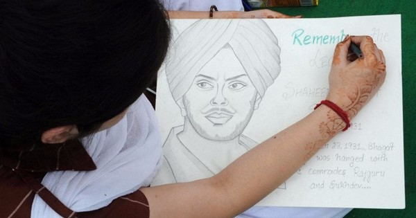 Why Bhagat Singh was not the ultimate militant nationalist he's made out to be