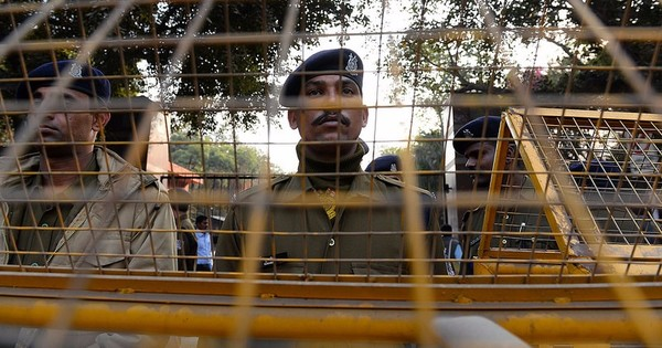 Which Indian state files the most sedition cases?