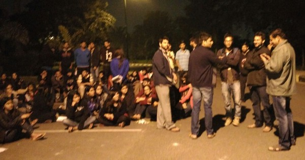 UP Law University erupts as women hostel residents are served expulsion letters for returning late