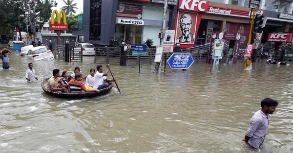 Chennai got more rain in a 24-hour span than any day in a century: NASA