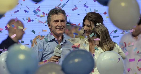Argentina elects pro-market Mauricio Macri as president
