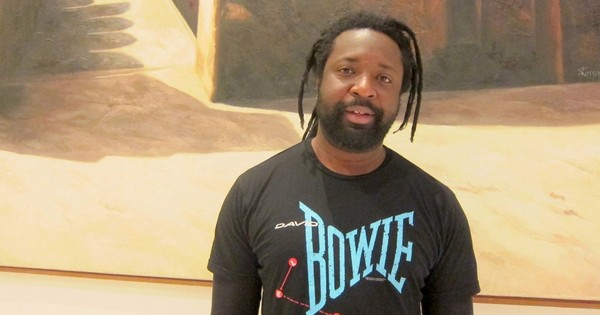 If I had cared, I'd have written Jane Austen meets black people and sold some books: Marlon James