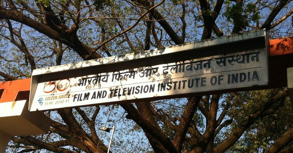 FTII protesters organise parallel film festival after IFFI cancels students' section
