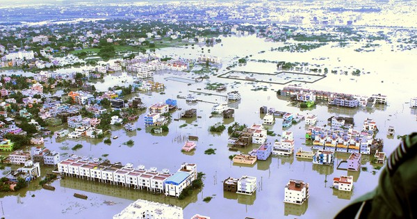 Tamil Nadu floods: Jayalalithaa seeks Rs 4,500 crore special package from Urban Development Ministry