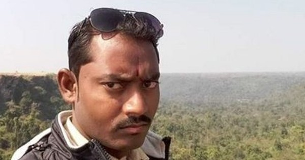 Journalist Deepak Jaiswal arrested in Bastar