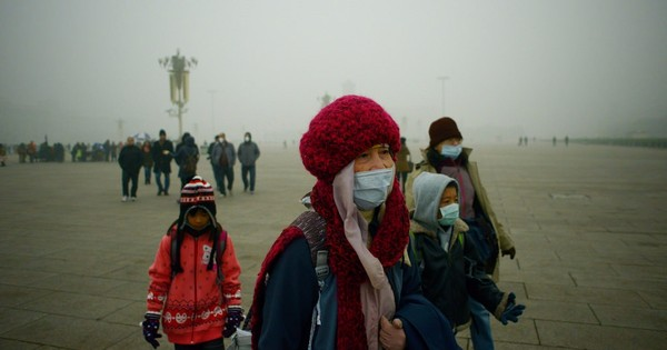 China: Beijing creates police force to fight rising pollution