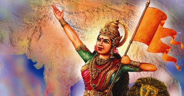 History lesson: How 'Bharat Mata' became the code word for a theocratic Hindu state