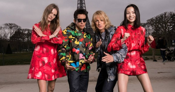 'Zoolander', the ultimate really, really, ridiculously great dumb comedy