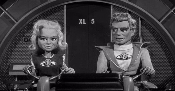 [Tribute] Sylvia Anderson, producer of 'Fireball XL5' and 'Thunderbirds' and the voice of Venus