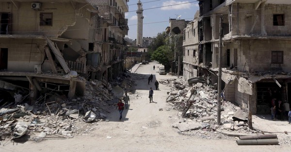 At least 36 dead in east Syrian airstrikes