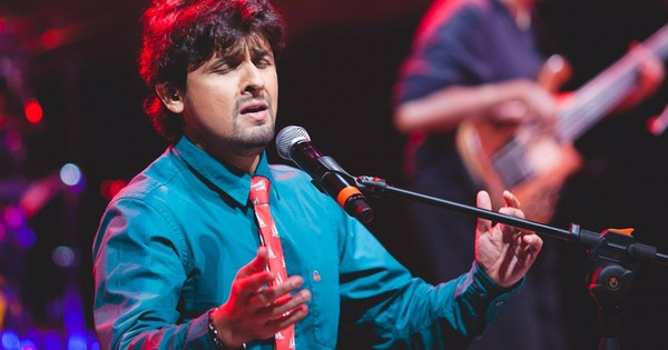 Five times Sonu Nigam did not need auto-tune to sing