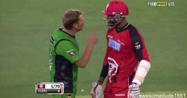 Video: Why did West Indies' finals match-winner dedicate his award to Shane Warne?