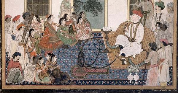 Make a TV date with William Dalrymple's 'White Mughals'