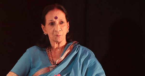 Google honours legendary dancer Mrinalini Sarabhai with doodle on her 100th birth anniversary