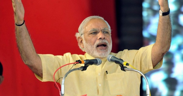 There is a campaign of lies trying to mislead Dalits, says Narendra Modi