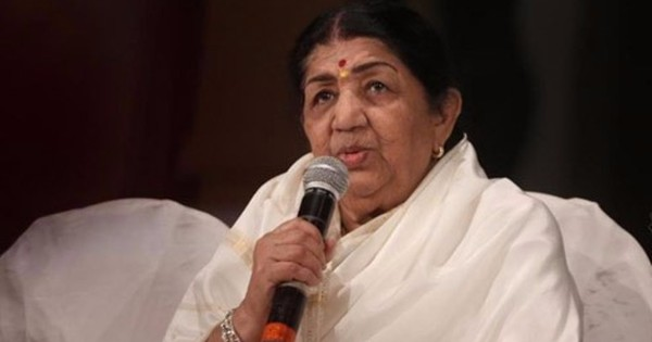 Lata Mangeshkar, a hit in Hindi as well as Bahasa Indonesia