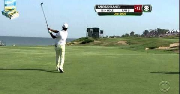 Watch the best shots from Asian Tour Golfer of the Year Anirban Lahiri's amazing journey in 2015