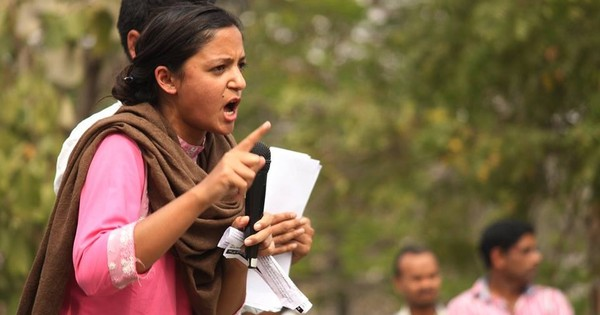 'The government is fighting a proxy war': JNU's Shehla Rashid rejects the enquiry committee report