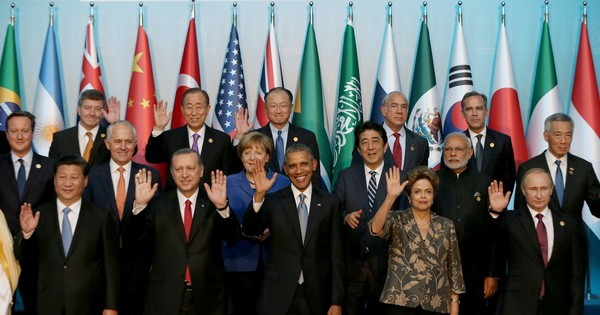 G20 summit: Economic growth, refugee crisis, terror discussed on final day