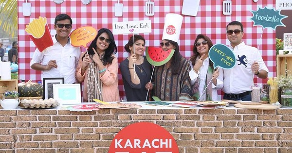 Why the Karachi Eat food festival should have sold more than just Nutella gol gappas
