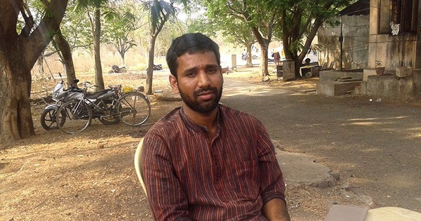 'Take action against those celebrating Godse,' says ABVP student accused in Rohith Vemula's death