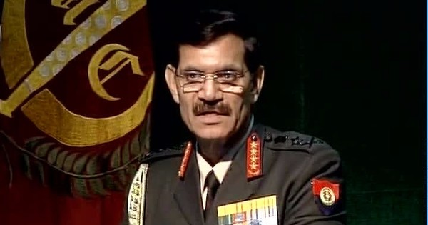 Strengthen border management to prevent Pathankot-like incidents: Army Chief