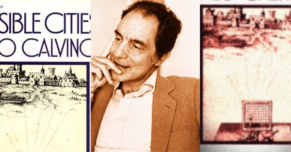 Italo Calvino's Invisible Cities: The book that can't be summarised