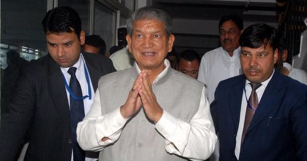 उत्तराखंड में भाजपा का किया अनैतिक लगता है और कांग्रेस का किया गैरकानूनी